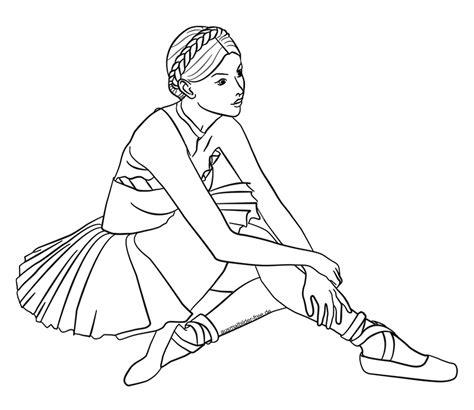 barbie ballet ausmalbilder: ausmalbilder prinzessin ballett