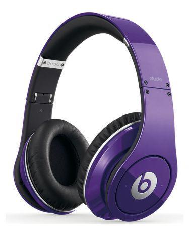 Beats By Dr.Dre  - Studio Purple - 249 € TTC - Casque audio by ToneMove