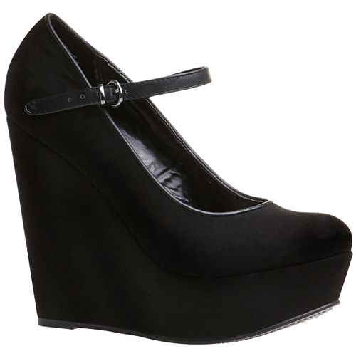 Black Wedges By Bata Shoes Heels Wedges I Love My Shoes Bata Shoes