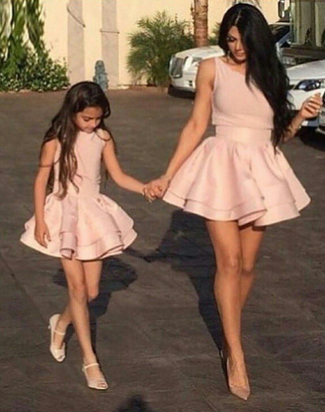 Zo Mama Zo Dochter Dress Moeder Dochter Outfits Moeder Dochter
