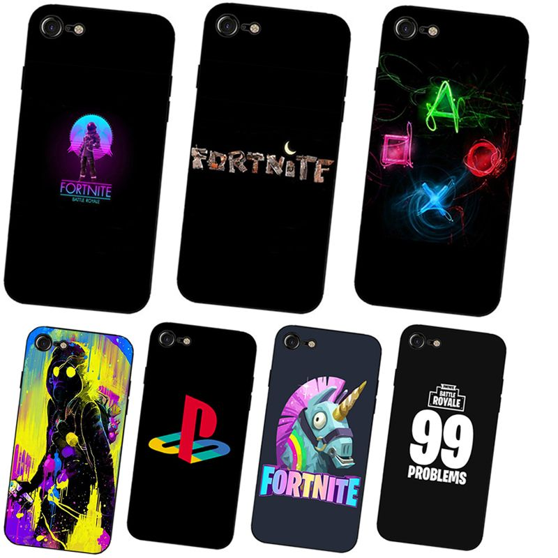 Can You Get Fortnite On Iphone 6 Tanie Fortnite Moda Czarny Miekkie Silikonowe Tpu Phone Case Dla Iphone 6 6 S 7 8 Plus X10 5 5s Pokrywa Przypadki Kup Wysok Fortnite Case Electronic Products