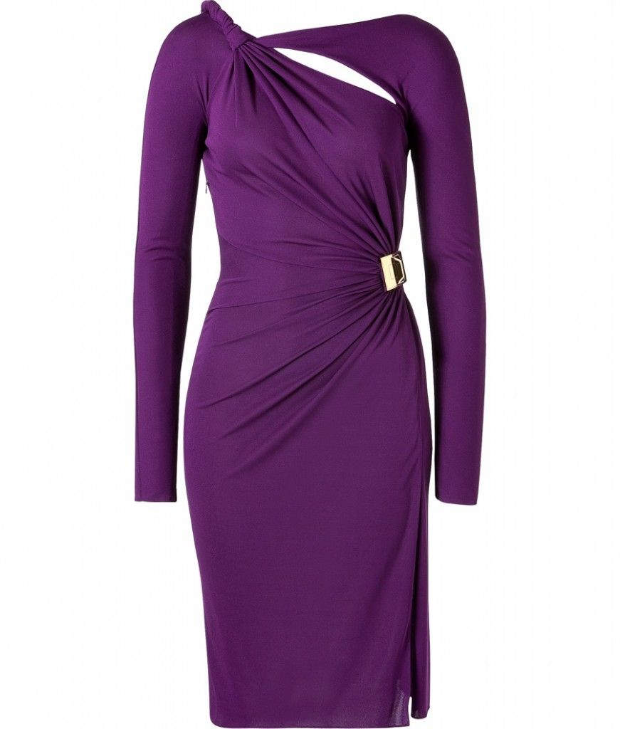 TODAY\'S OBSESSION: Emilio Pucci violet dress   Pinterest