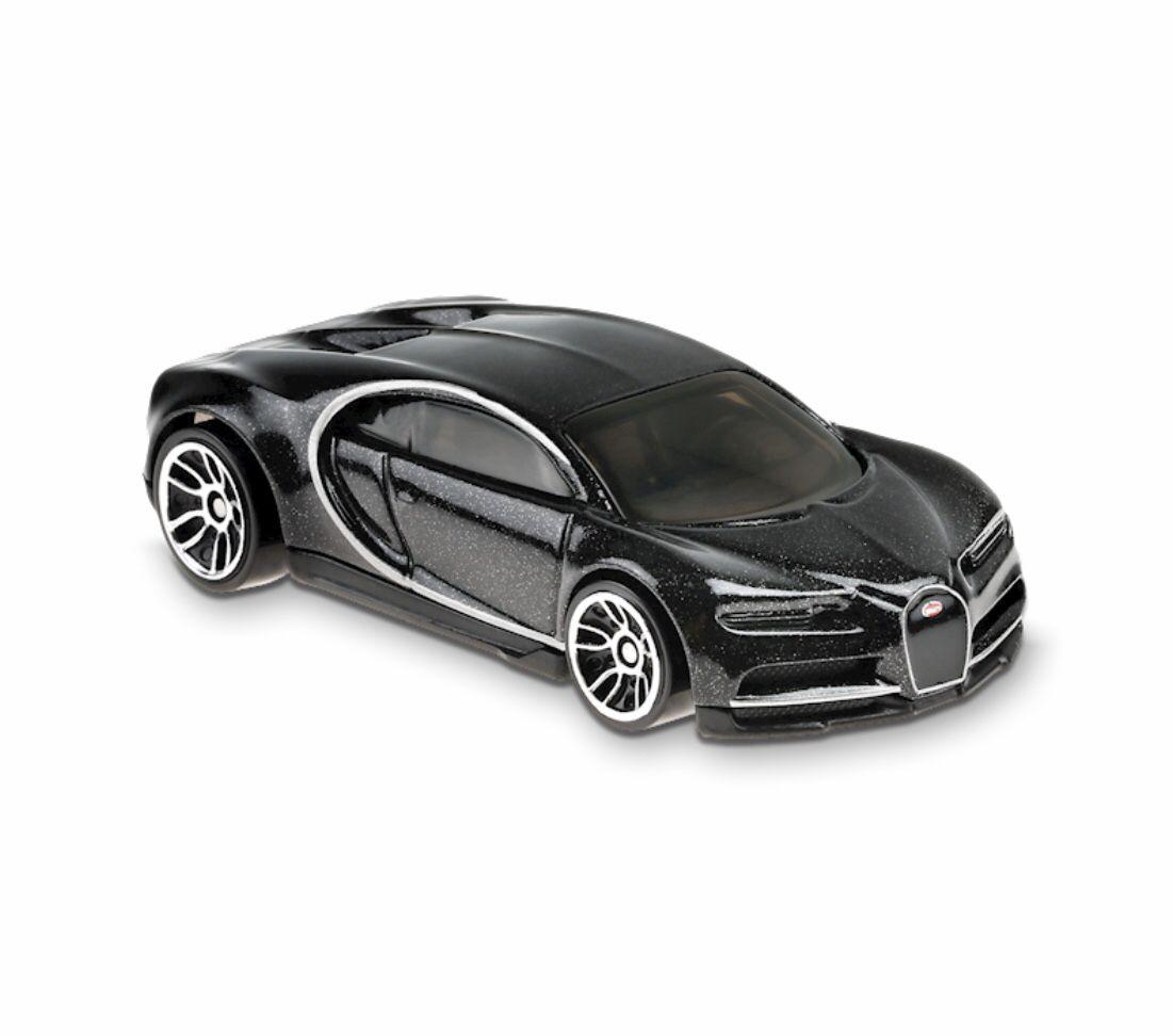 hot wheels 16 bugatti chiron black