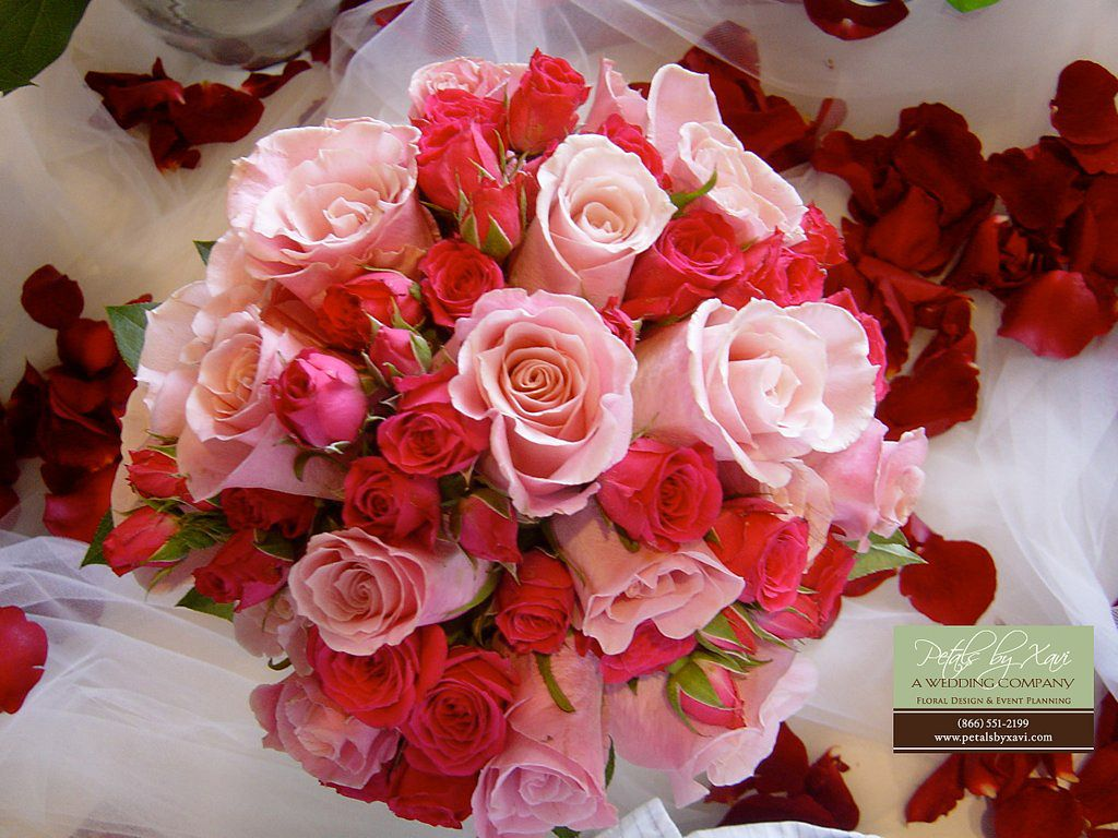 Wedding Flowers | by Petals By Xavi
