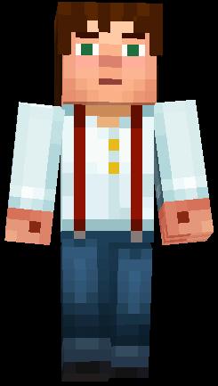 Male Jesse Story Mode Nova Skin Minecraft Wallpaper Minecraft Skins Story