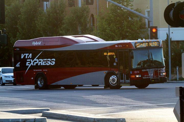 Orion Advantage Hybrid VTA EXPRESS | Public Transportation