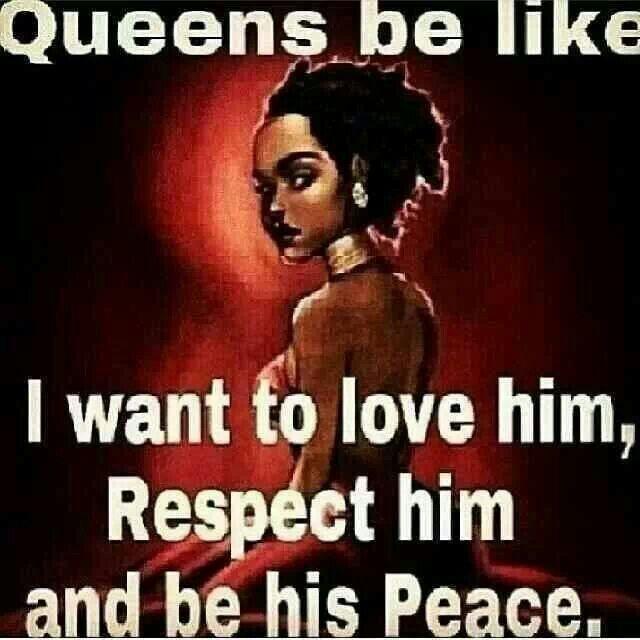 Queens Black Love Quotes Black Love Art Queen Quotes