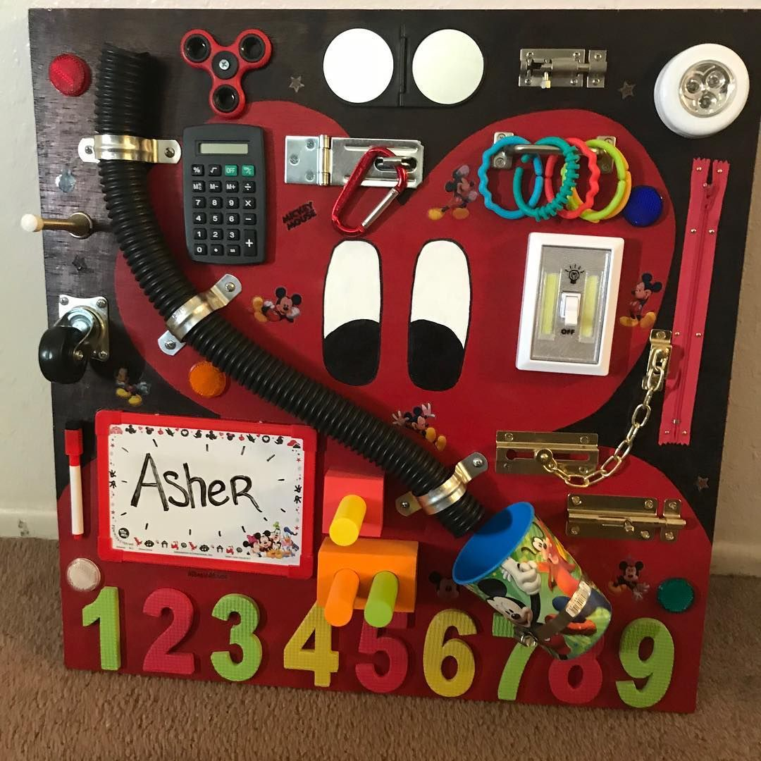 16 Genius Ideas for Creating a DIY Sensory Board in Your Classroom