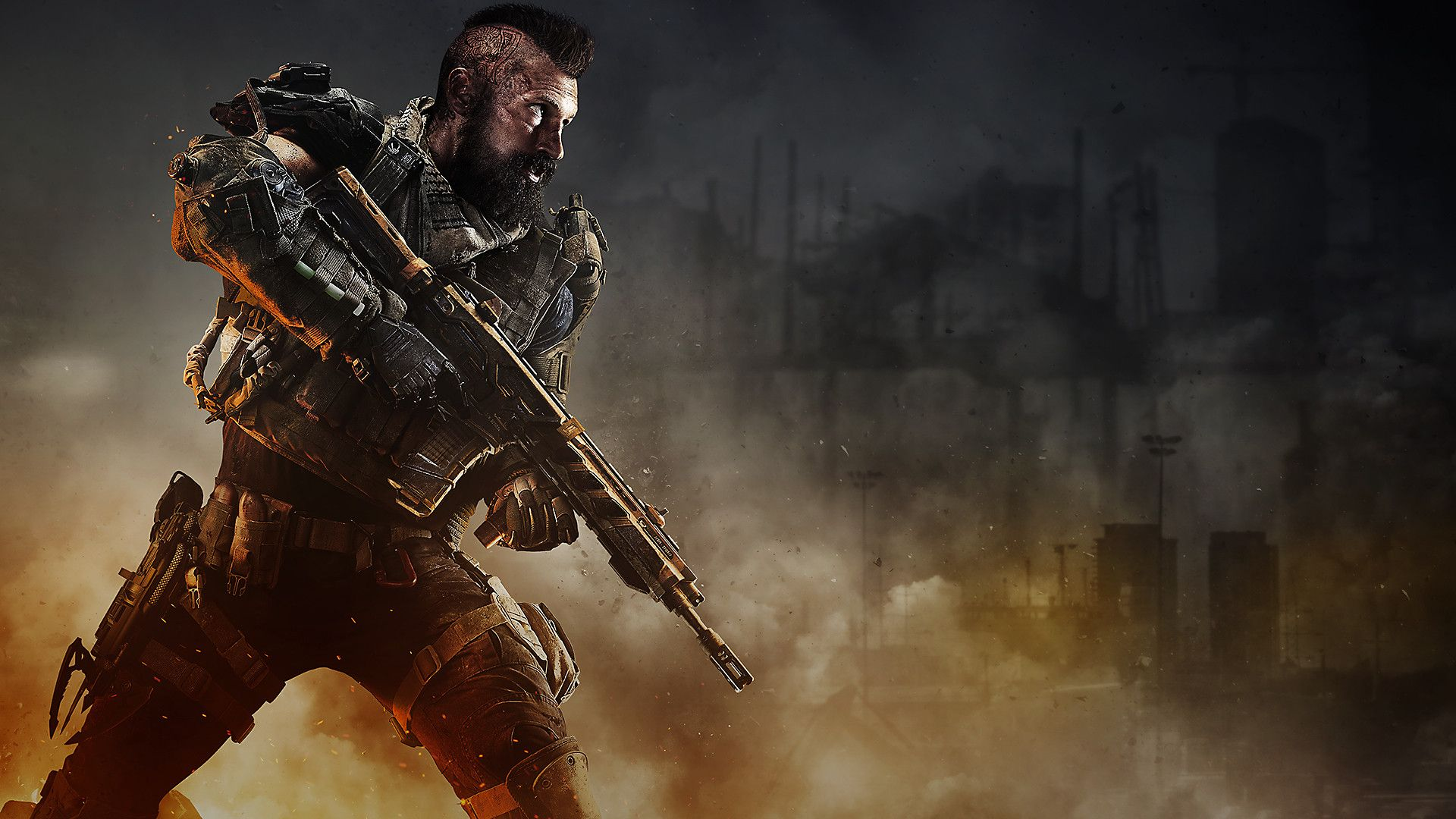Call Of Duty Black Ops 4 Desktop Wallpapers With Images Black