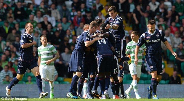 Celtic vs Ross County 08/01/2015 Scottish Premier League Preview, Odds and Predictions
