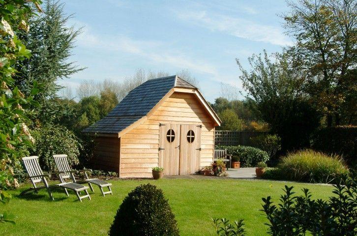 Cottage tuinhuis landelijke tuinberging bogarden tuin enzo in 2018 pinterest abri - Baraque de jardin ...