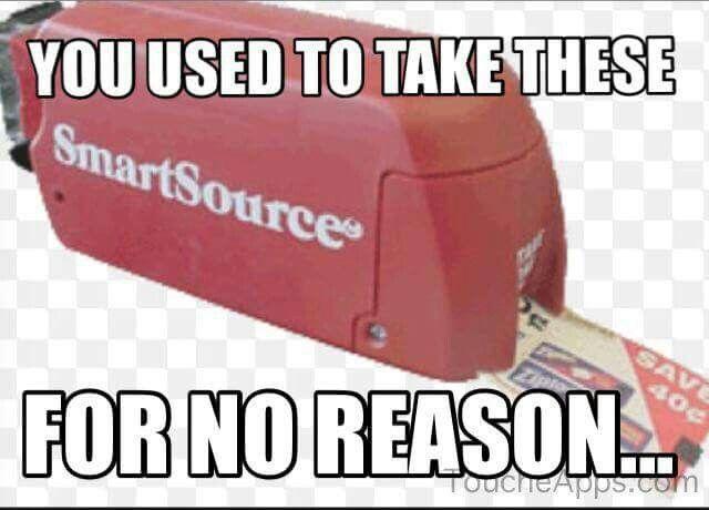 I'd use it for my McDonald's cash register