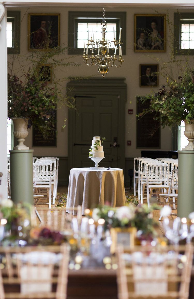 An Historic Library A Wedding And A Bibliophiles Dream Day