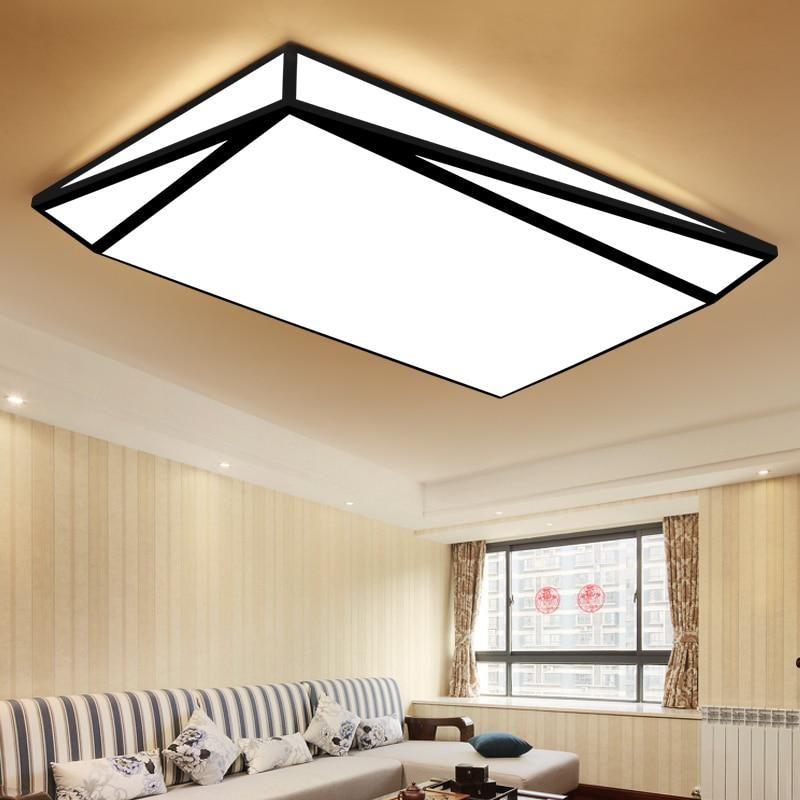 Ceiling Lights Ceiling Lights & Fans New Design Led Ceiling Light For Living Room Dining Room Luminaires For Teto Led Lights For Modern Home Lighting Fixture