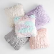 Fur-rific Faux-Fur Pillow Covers