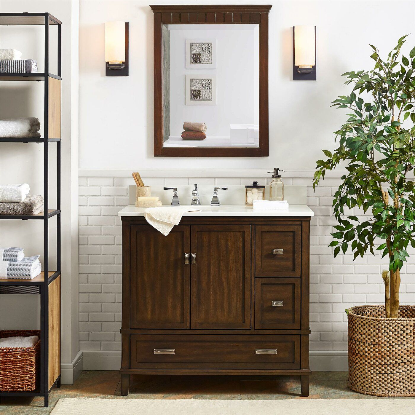 Ka 36 Single Bathroom Vanity Set 36 Inch Bathroom Vanity