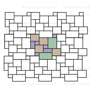 Paver pattern calculator - plus a TON of different layouts