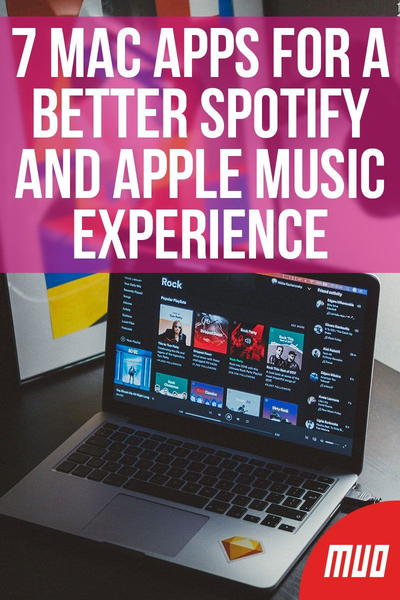 7 Mac Apps for a Better Spotify and Apple Music Experience