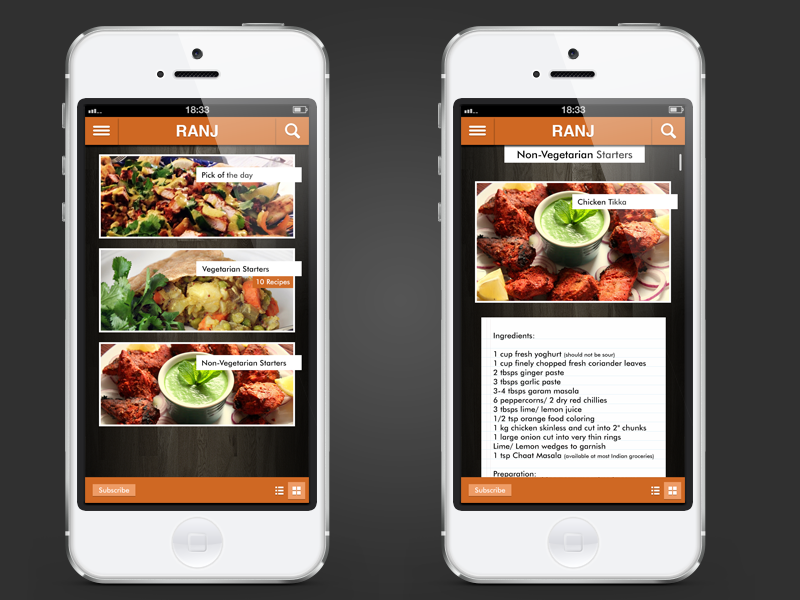 Cooking apps great design google search interfaces pinterest cooking apps great design google search forumfinder Image collections