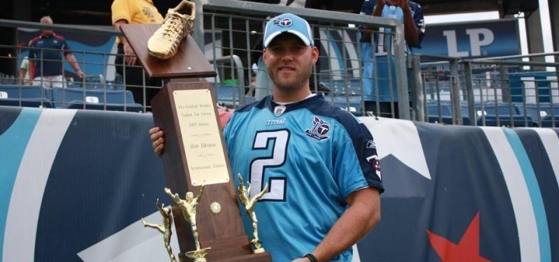 Ex NFL Rob Bironas murió en accidente automovilístico