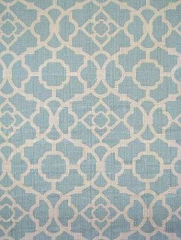 Waverly Indooroutdoor Lovely Lattice Lagoon 1095yard Fabric