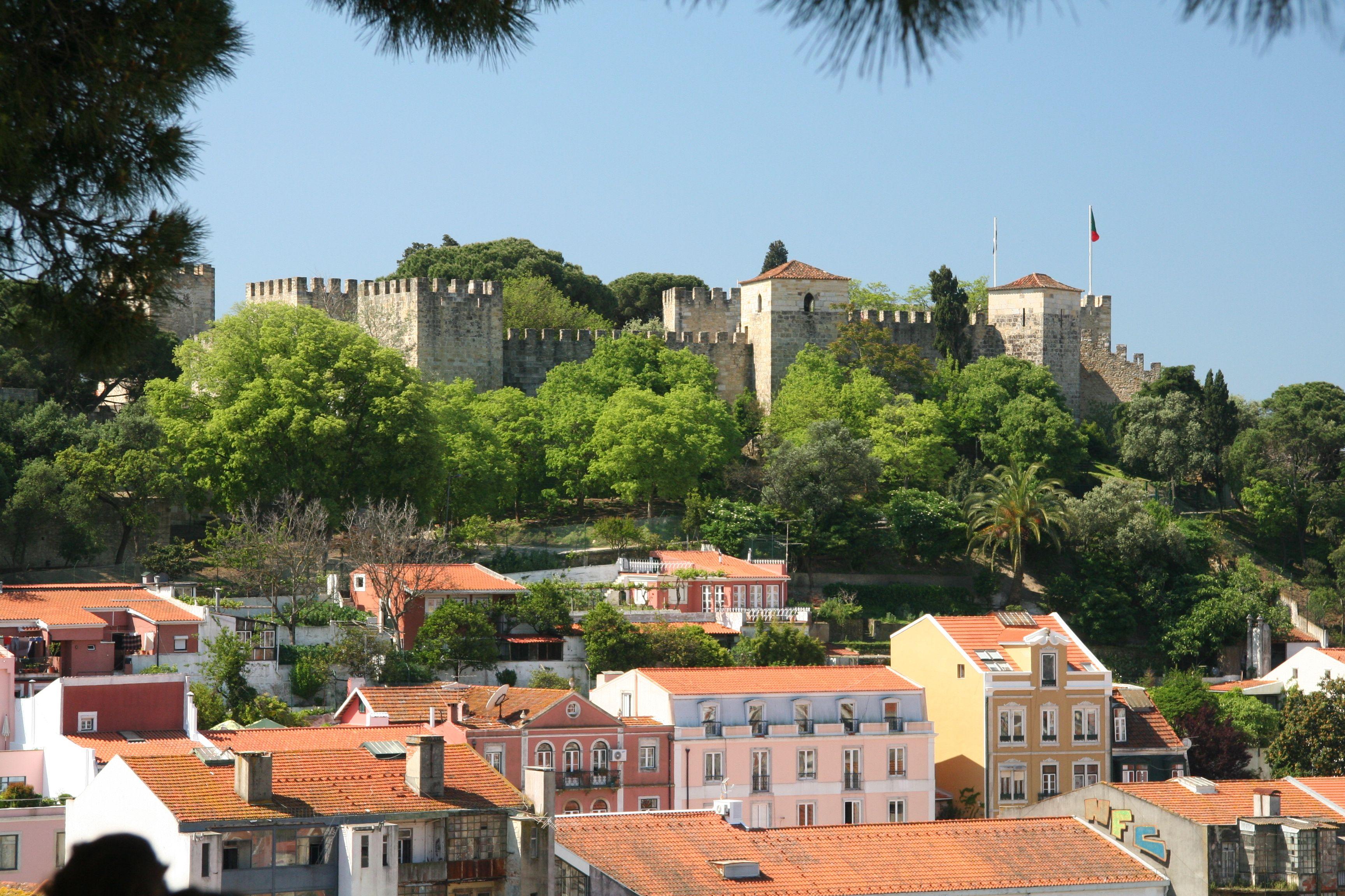 Castelo de S Jorge (Lisboa)