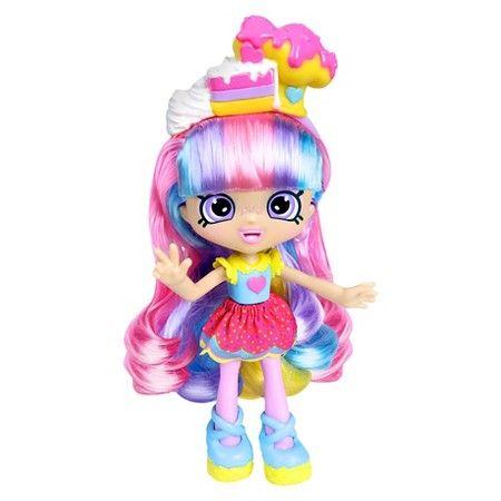 Shopkins™ Shoppies Rainbow Kate Target Shopkin dolls