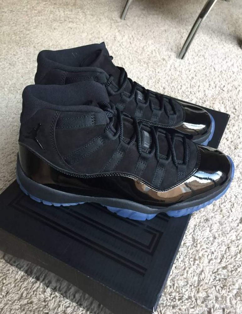 eaaa7668777 Air Jordan XI Retro 11 Prom Night Cap and Gown Triple Black 378037-005 Sz  9.5  fashion  clothing  shoes  accessories  mensshoes  athleticshoes (ebay  link)