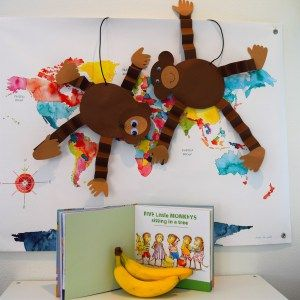 Let's Create! Assemble a Monkey – little tiny learner