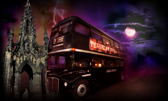 Are you brave enough to take a ride on a Ghost Bus Tour