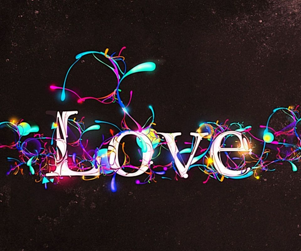 Love Colorful Wallpaper | Android Wallpapers