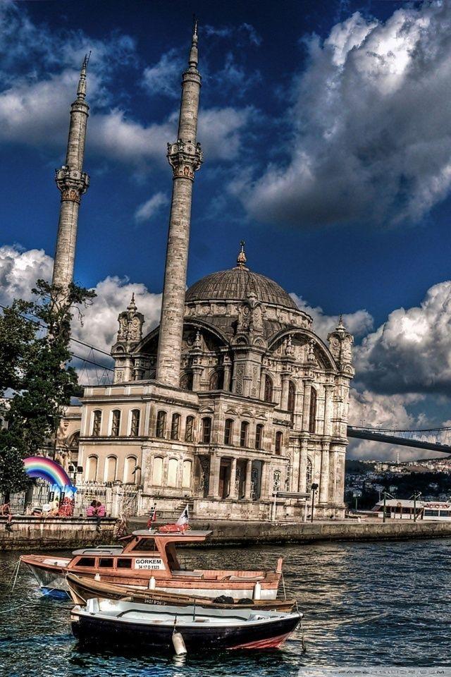 Istanbul Hd Desktop Wallpaper Widescreen High Definition Istanbul Travel Photography