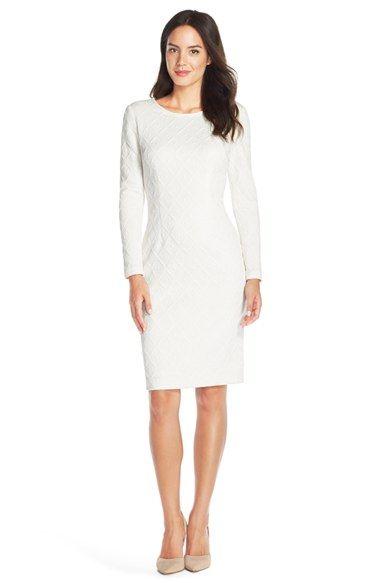 Betsey Johnson Knit Body Con Dress Dresses Nordstrom