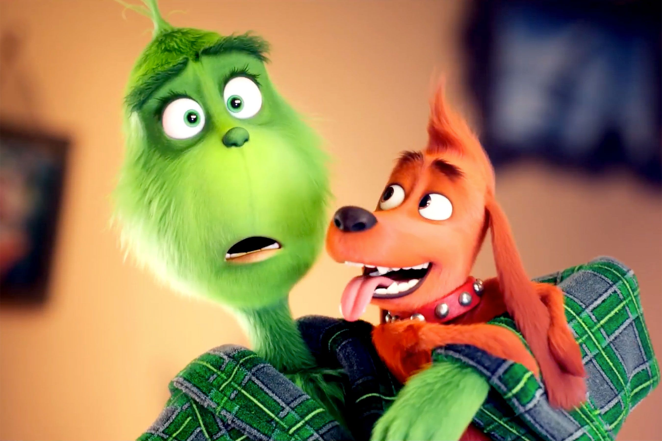 The Grinch Teaser Debuts With Olympic Fanfare The Grinch Full Movie The Grinch Movie Grinch