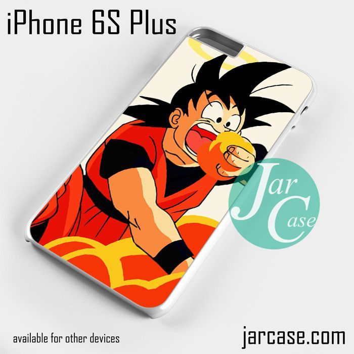 SonGoku Dragon Ball Phone case for iPhone 6S Plus and other iPhone devices