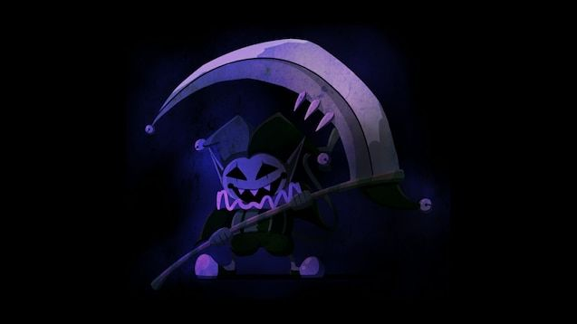 Steam Jevil DELTARUNE (With images