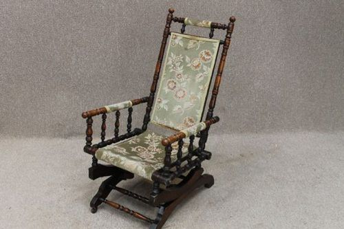 antique Victorian rocking chairs | Antique Victorian Rocking Chair - Antique Victorian Rocking Chairs Antique Victorian Rocking Chair