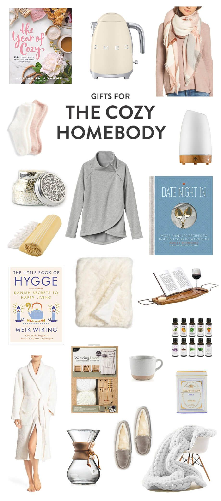 2017 HOLIDAY GIFT GUIDES | Pinterest | Chunky blanket, Diffusers and ...
