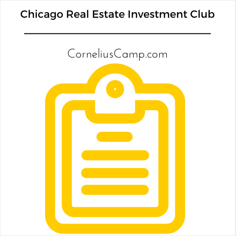 Chicago Real Estate Investment Club Investment Club Is A Group Of People Who Pool Their Money To Ma Investment Club Real Estate Investing Chicago Real Estate