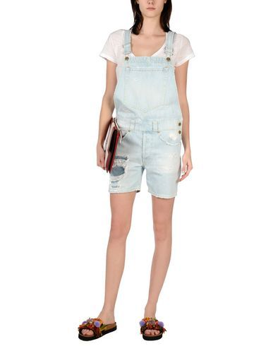 DONDUP Overalls. #dondup #cloth #dress #top #skirt #pant #coat #jacket #jecket #beachwear #