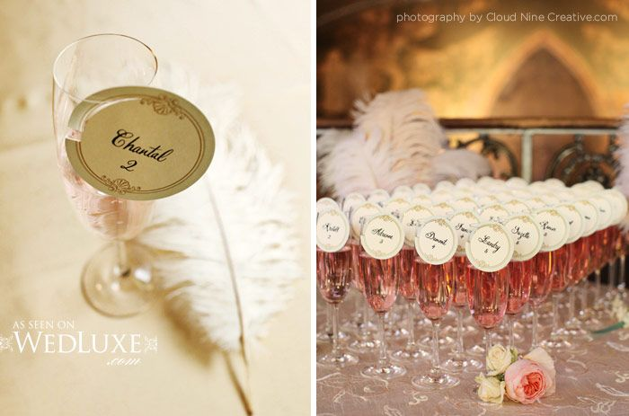 escort cards with pink drinks escort card drinks pinterest reception wedding and place cards