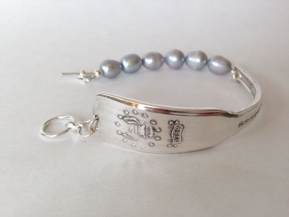 North Carolina Bracelet North Carolina Jewelry by GeorginaBaker, $40.00