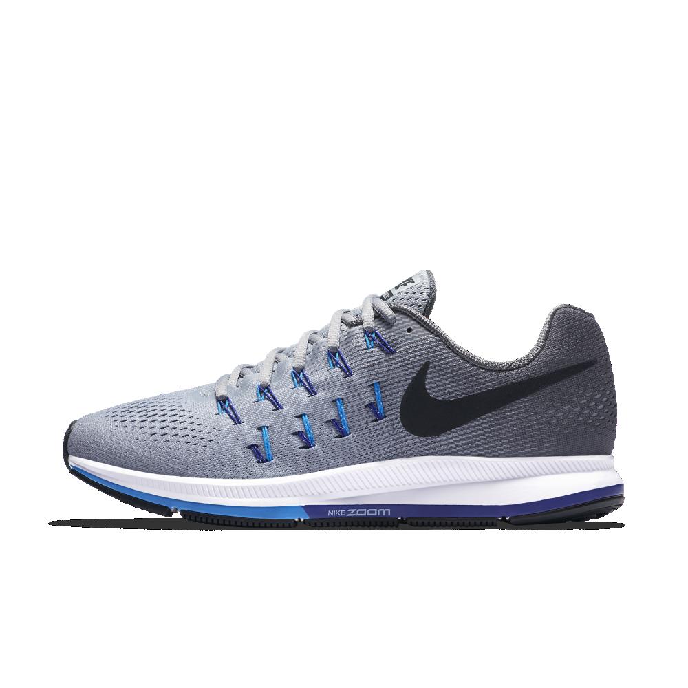 970cbbfe7853 Nike Air Zoom Pegasus 33 (Wide) Men s Running Shoe Size 6 (Grey ...