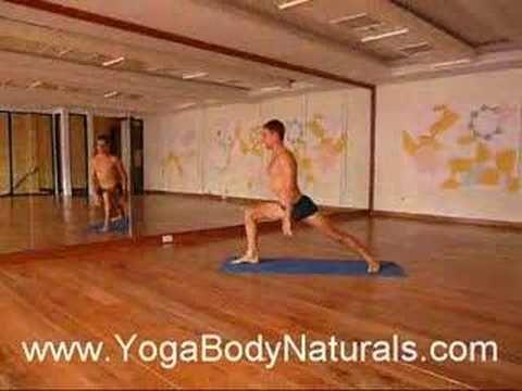 stretching exercises yoga warmup sun salutations b