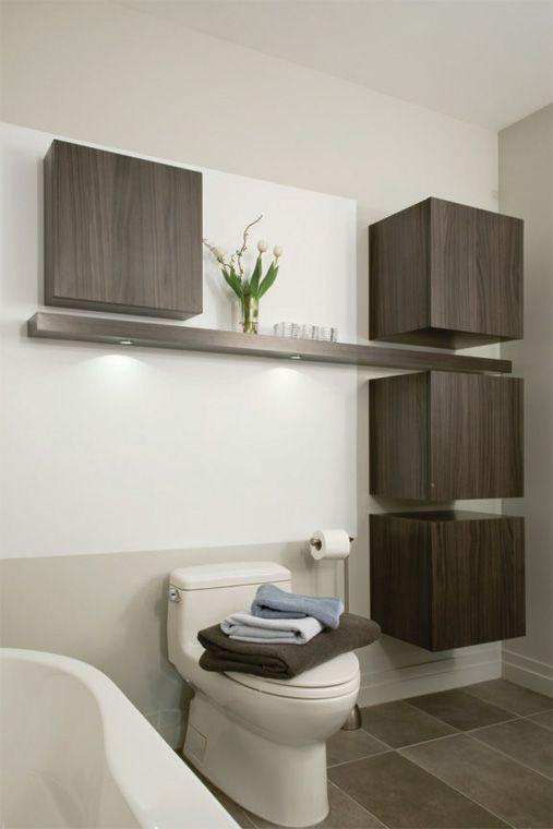 Salle de bains cubique Page 5 - Décormag Salle de bain Pinterest