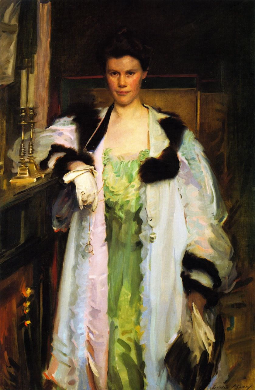 Cecilia Beaux Paintings