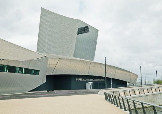 daniel liebskind, imperial war museum north