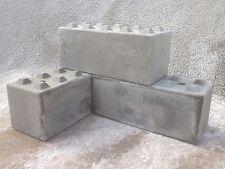 Concrete Interlocking Blocks Retaining Wall Aggregate Bay Farm Building Barrier Interlocking Bricks Concrete Blocks Concrete