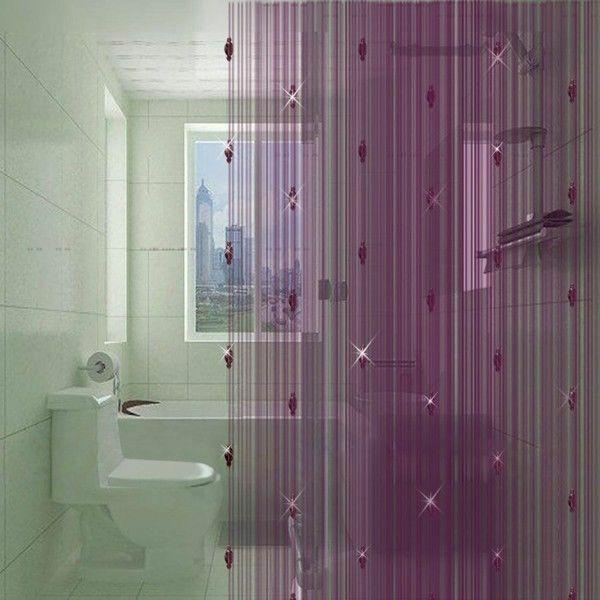 Gardinen Dekorationsvorschläge - Dekoideen für Fenster und Badezimmer - gardinen fürs wohnzimmer