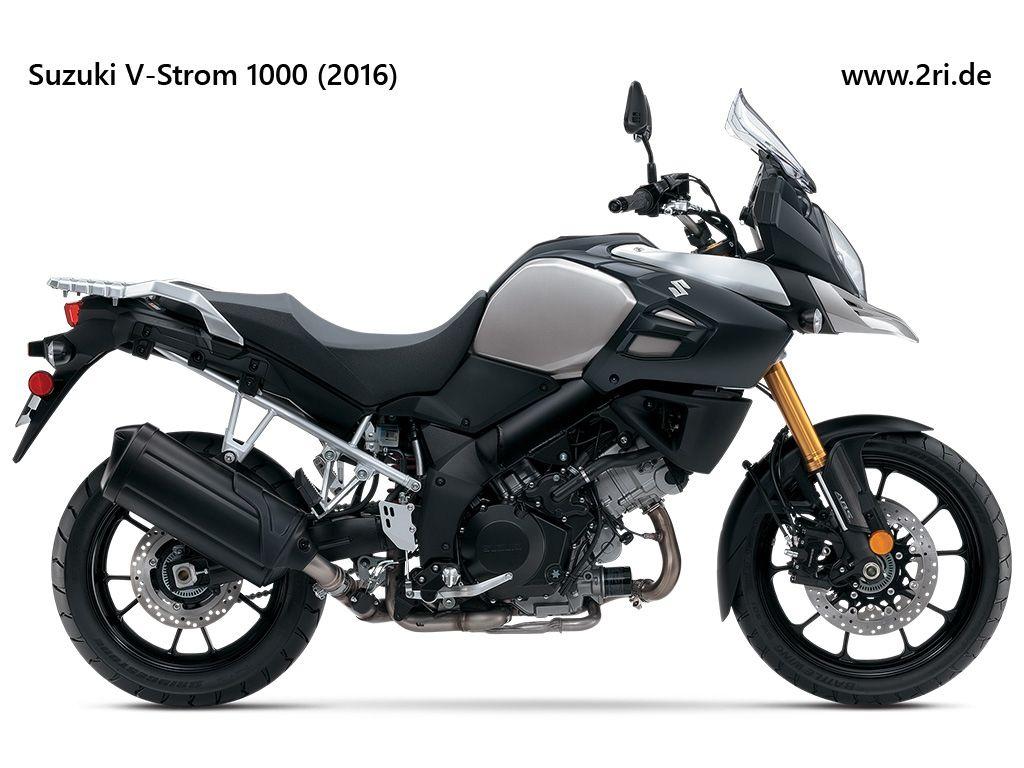 Suzuki VStrom 1000 (2016) (mit Bildern) V strom 1000